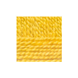 Пряжа Пехорка Северная (30% ангора, 30% полутонкая шерсть, 40% акрил) 10х50г/50м цв.075 желтая роза