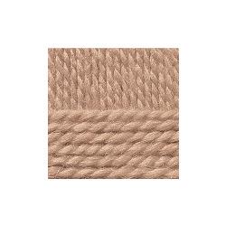 Пряжа Пехорка Северная (30% ангора, 30% полутонкая шерсть, 40% акрил) 10х50г/50м цв.124 песочный
