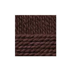 Пряжа Пехорка Северная (30% ангора, 30% полутонкая шерсть, 40% акрил) 10х50г/50м цв.251 коричневый