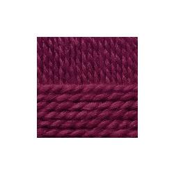 Пряжа Пехорка Северная (30% ангора, 30% полутонкая шерсть, 40% акрил) 10х50г/50м цв.323 т.бордо