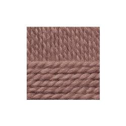 Пряжа Пехорка Северная (30% ангора, 30% полутонкая шерсть, 40% акрил) 10х50г/50м цв.377 кофейный
