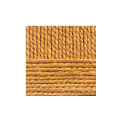 Пряжа Пехорка Северная (30% ангора, 30% полутонкая шерсть, 40% акрил) 10х50г/50м цв.447 горчица