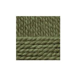 Пряжа Пехорка Северная (30% ангора, 30% полутонкая шерсть, 40% акрил) 10х50г/50м цв.448 св.оливковый