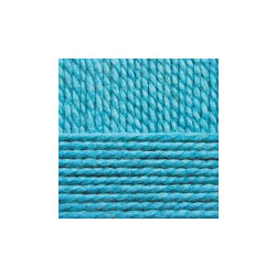 Пряжа Пехорка Северная (30% ангора, 30% полутонкая шерсть, 40% акрил) 10х50г/50м цв.583 бирюза