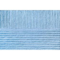 Пряжа Пехорка Удачная (50% акрил, 50% шерсть) 5х100г/250м цв.005 голубой