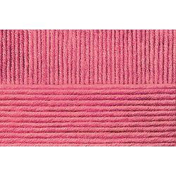 Пряжа Пехорка Удачная (50% акрил, 50% шерсть) 5х100г/250м цв.011 ярк.розовый