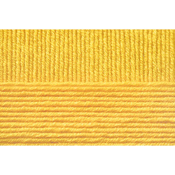 Пряжа Пехорка Удачная (50% акрил, 50% шерсть) 5х100г/250м цв.012 желток