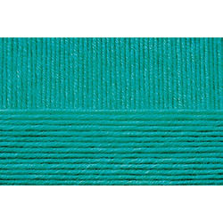 Пряжа Пехорка Удачная (50% акрил, 50% шерсть) 5х100г/250м цв.335 изумруд
