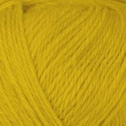 Пряжа Пехорка Секрет успеха (100% шерсть) 10х100г/250м цв.012 желток