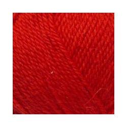 Пряжа Пехорка Секрет успеха (100% шерсть) 10х100г/250м цв.088 красный мак