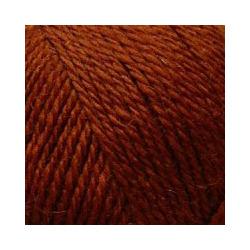Пряжа Пехорка Секрет успеха (100% шерсть) 10х100г/250м цв.487 красное дерево