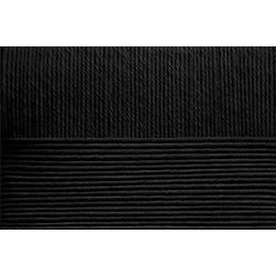 Пряжа Пехорка Элегантная (100% мериносовая шерсть) 10х100г/250 м цв.002 черный