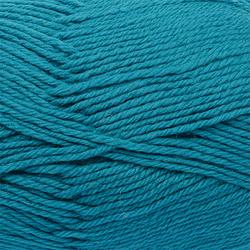 Пряжа Пехорка Элегантная (100% мериносовая шерсть) 10х100г/250 м цв.014 морская волна