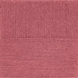 Пряжа Пехорка Элегантная (100% мериносовая шерсть) 10х100г/250 м цв.021 брусника