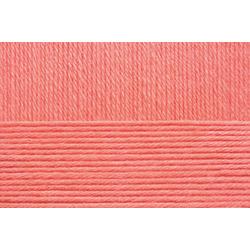 Пряжа Пехорка Элегантная (100% мериносовая шерсть) 10х100г/250 м цв.351 св.коралл