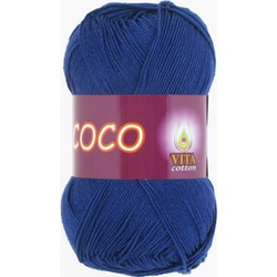 Пряжа Vita Cotton Coco 3857