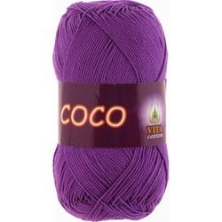 Пряжа Vita Cotton Coco 3888