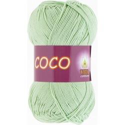 Пряжа Vita Cotton Coco 4314