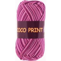 Пряжа Vita Cotton Coco Print 4664