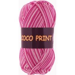 Пряжа Vita Cotton Coco Print 4666
