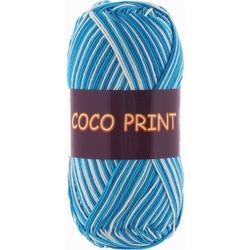 Пряжа Vita Cotton Coco Print 4668