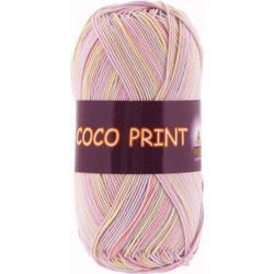Пряжа Vita Cotton Coco Print 4669