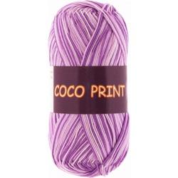 Пряжа Vita Cotton Coco Print 4670
