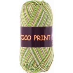 Пряжа Vita Cotton Coco Print 4671