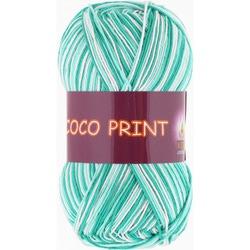 Пряжа Vita Cotton Coco Print 4675
