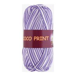 Пряжа Vita Cotton Coco Print 4676