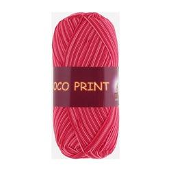 Пряжа Vita Cotton Coco Print 4678