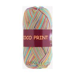 Пряжа Vita Cotton Coco Print 4680