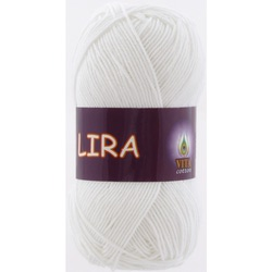 Пряжа Vita Cotton Lira 5001