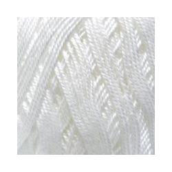 Пряжа Пехорка Ажурная (100% хлопок) 10х50г/280м цв.001 белый