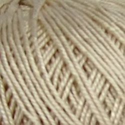 Пряжа Пехорка Ажурная (100% хлопок) 10х50г/280м цв.003 св.бежевый