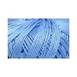 Пряжа Пехорка Ажурная (100% хлопок) 10х50г/280м цв.005 голубой