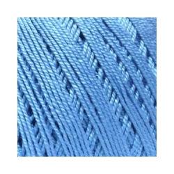 Пряжа Пехорка Ажурная (100% хлопок) 10х50г/280м цв.015 т.голубой