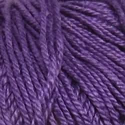 Пряжа Пехорка Ажурная (100% хлопок) 10х50г/280м цв.078 фиолетовый