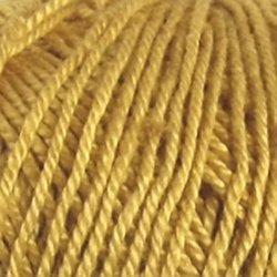 Пряжа Пехорка Ажурная (100% хлопок) 10х50г/280м цв.447 горчица
