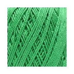 Пряжа Пехорка Ажурная (100% хлопок) 10х50г/280м цв.480 ярк.зелень