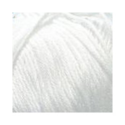 Пряжа Пехорка Весенняя (100% хлопок) 5х100г/250м цв.001 белый