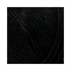 Пряжа Пехорка Весенняя (100% хлопок) 5х100г/250м цв.002 черный