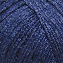 Пряжа Пехорка Весенняя (100% хлопок) 5х100г/250м цв.004 т.синий