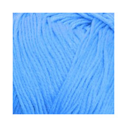 Пряжа Пехорка Весенняя (100% хлопок) 5х100г/250м цв.005 голубой