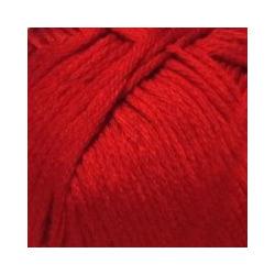 Пряжа Пехорка Весенняя (100% хлопок) 5х100г/250м цв.006 красный