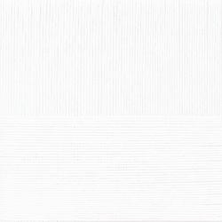 Пряжа Пехорка Виртуозная (100% мерсеризованный хлопок) 5х100г/333м цв.001 белый