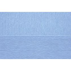 Пряжа Пехорка Виртуозная (100% мерсеризованный хлопок) 5х100г/333м цв.005 голубой