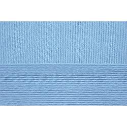 Пряжа Пехорка Виртуозная (100% мерсеризованный хлопок) 5х100г/333м цв.015 т.голубой