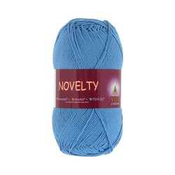 Пряжа Vita Cotton Novelty 1207
