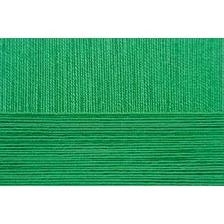 Пряжа Пехорка Виртуозная (100% мерсеризованный хлопок) 5х100г/333м цв.480 ярк.зелень